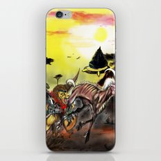 Final Fantasy 8 Chimera vs Mesmerize iPhone & iPod Skin