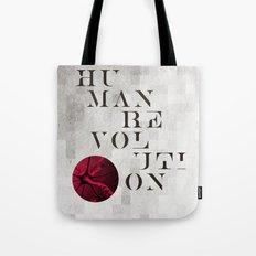 Human Revolution Tote Bag