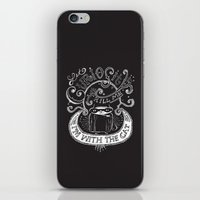 Let Curiosity Kill Me, I… iPhone & iPod Skin