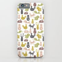 iPhone & iPod Case featuring Country Silhouettes by Marlene Pixley