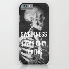 Sweetness iPhone 6s Slim Case