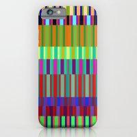 Crazy Lines iPhone 6 Slim Case