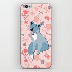 Silver Fox iPhone & iPod Skin