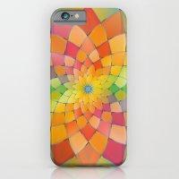 Chrysanthemum 2 iPhone 6 Slim Case