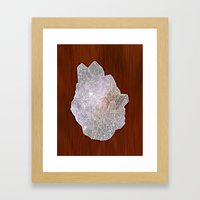 Crystal 1 Framed Art Print