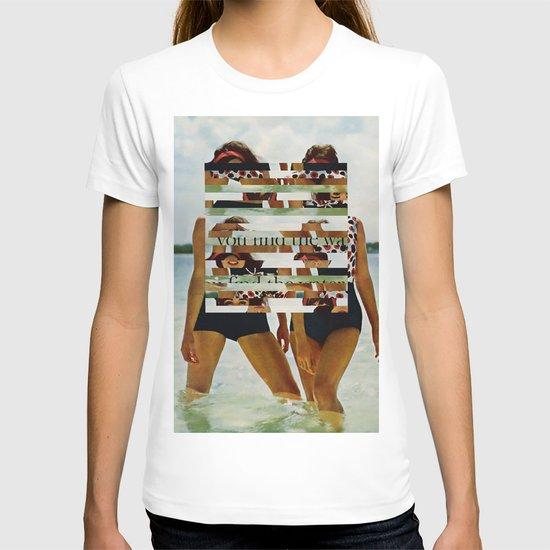 Bee Keen E. Gurls T-shirt