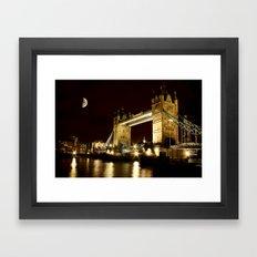 Tower Bridge, London, England Framed Art Print