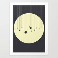 Solar System (you Are He… Art Print