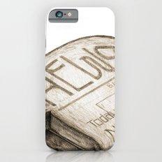 Info Toaster Slim Case iPhone 6s