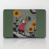 Henry's Rainbow iPad Case