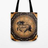 HORSE - Cherokee Tote Bag