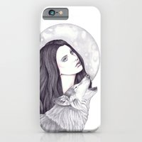 Wolf Moon iPhone 6 Slim Case