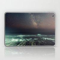 Galactic Beach Laptop & iPad Skin
