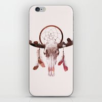 Deadly Desert iPhone & iPod Skin