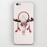Deadly desert iPhone & iPod Skin