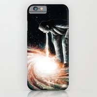 iPhone & iPod Case featuring Cosmic Vomit by nicebleed