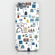 Morocco Sketch Slim Case iPhone 6s