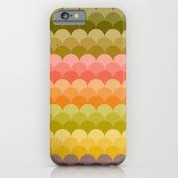 Autumn Frolic, Fall Foliage iPhone 6 Slim Case