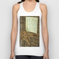 I Have Your Cake... Unisex Tank Top
