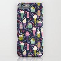 Summer Delights (dark) iPhone 6 Slim Case
