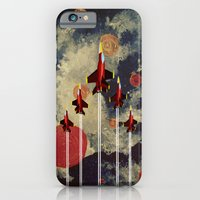 iPhone & iPod Case featuring FIVE MAN ARMY by Tia Hank