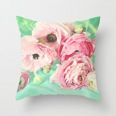 Another time... Throw Pillow
