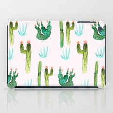 A Couple of Cacti iPad Case