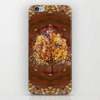 Starry Tree iPhone & iPod Skin