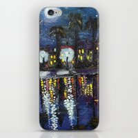 Colonial Lake, Charlesto… iPhone & iPod Skin