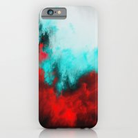 iPhone & iPod Case featuring Painted Clouds III.1 by Caleb Troy