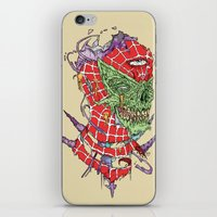 Zombie Sense iPhone & iPod Skin