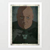 Game Of Thrones - The Wo… Art Print