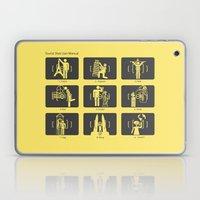Tourist Shot User Manual Laptop & iPad Skin