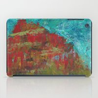 Red Mountain iPad Case