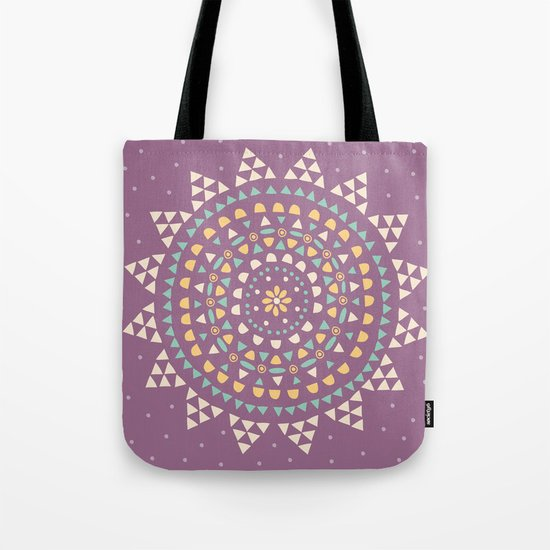 Moon Star Tote Bag