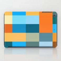 Squares III iPad Case