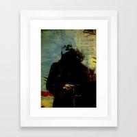 K&R Framed Art Print