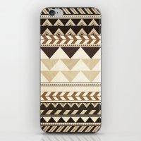 Woodwork Pattern iPhone & iPod Skin