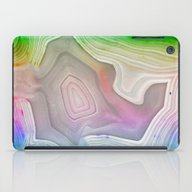 MINERAL RAINBOW iPad Case