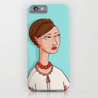 iPhone & iPod Case featuring Ukrainian by Maria