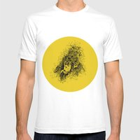 Hairstyle Of The Rich An… Mens Fitted Tee White SMALL