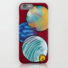 Christmas in July (ornaments) iPhone 6 Slim Case