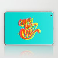Going Back To Cali Laptop & iPad Skin