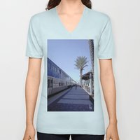 A Traveler's Perspective Unisex V-Neck
