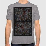 Abstrusion 2 Mens Fitted Tee Athletic Grey SMALL