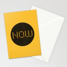 now 1 Stationery Cards