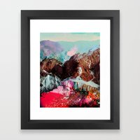 Untitled 20110310e (Land… Framed Art Print