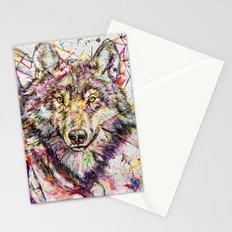 Wolf // Cuetlachtli Stationery Cards