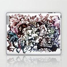 Domestic Parade Laptop & iPad Skin
