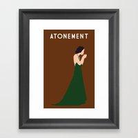 Atonement Framed Art Print